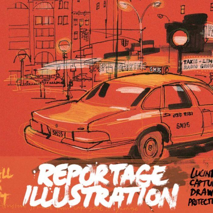 Arrest All Mimics Podcast: Reportage Illustration