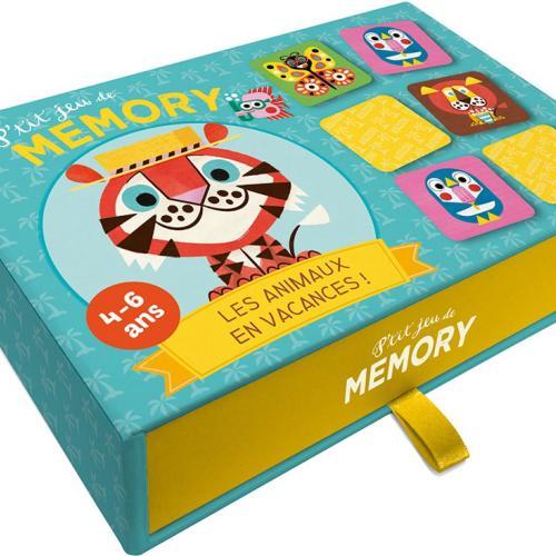 Anzou's Memory Game