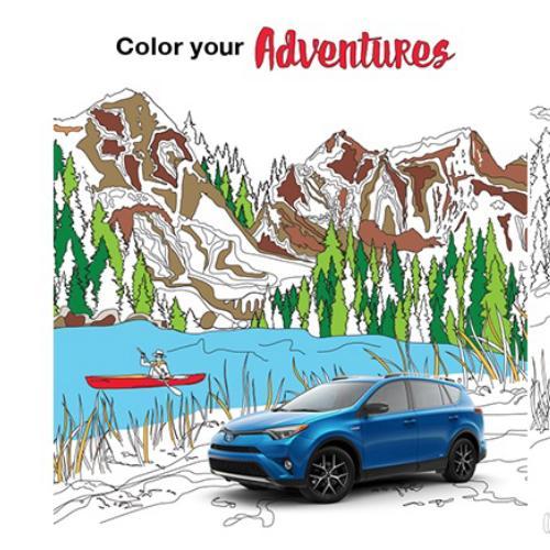 Colorea tus aventuras