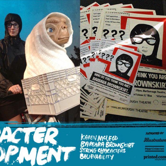 Arrest All Mimics Podcast: Character Development