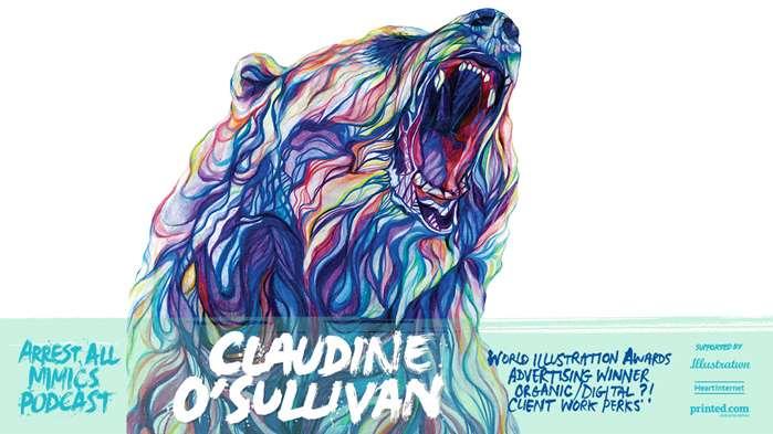 Podcast Arrest All Mimics: Claudine O'Sullivan