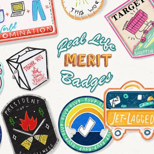 Merit Badges for You