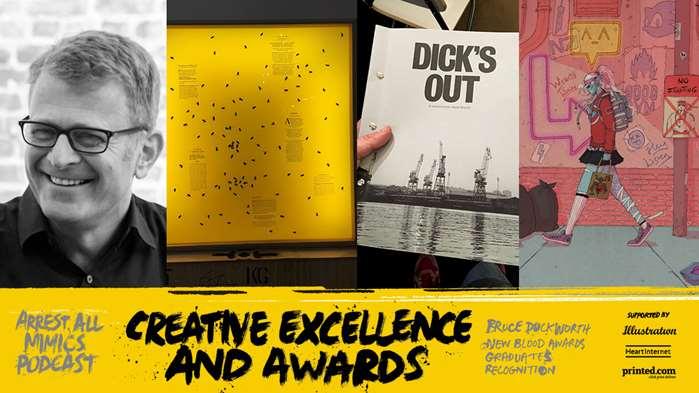Podcast Arrest All Mimics: Excellence créative et récompenses