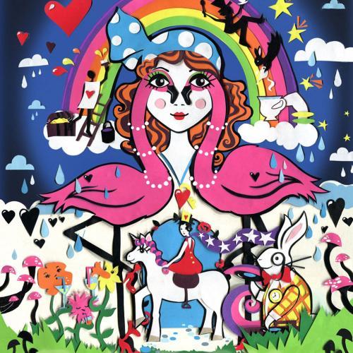 A Rainbow Fuelled Wonderland