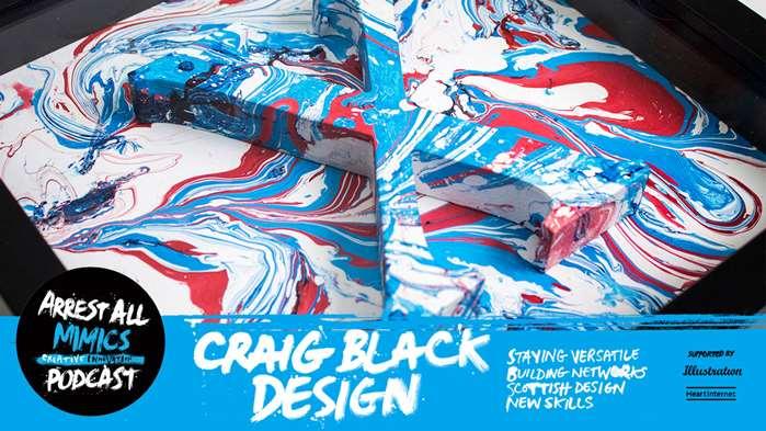 Podcast Arrest All Mimics: Craig Black