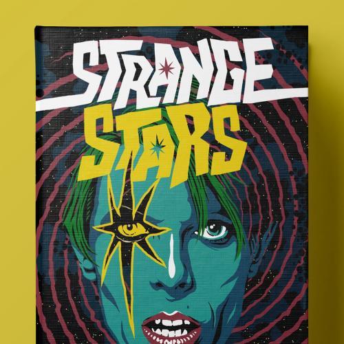 Étoiles étranges