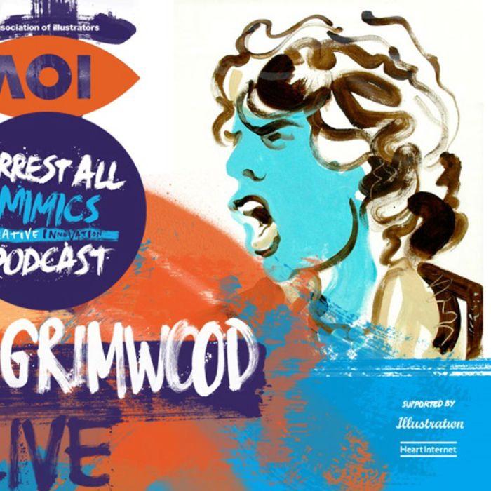 Arrest All Mimics Podcast Live: Brian Grimwood