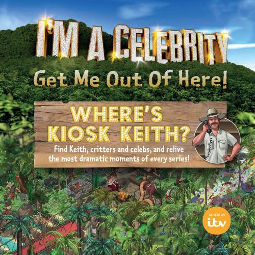 Where's Kiosk Keith?