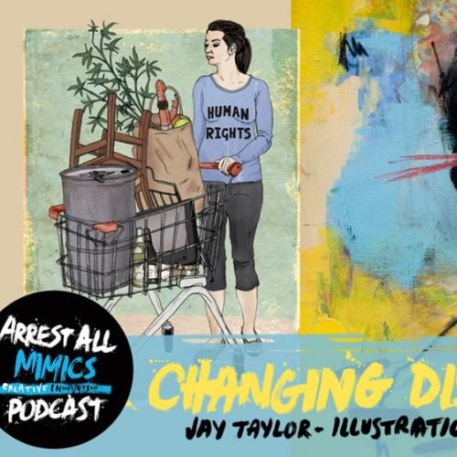 Arrest All Mimics Podcast: Changing Disciplines