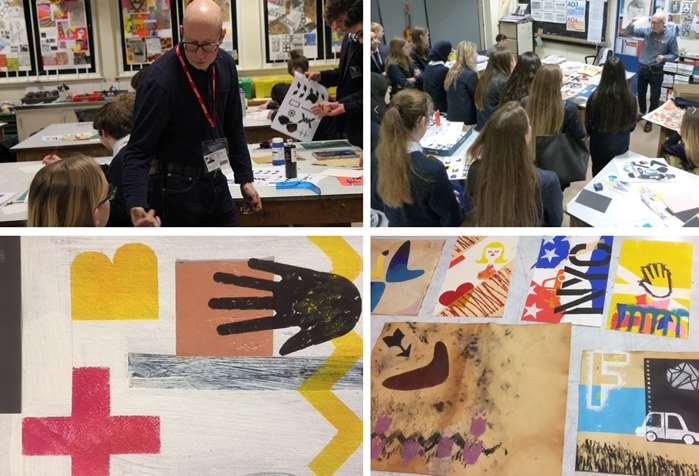 Practical workshops teaching teenagers by Ian Murray