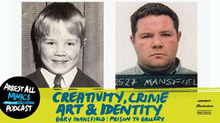 Gary Mansfield talks to Ben Tallon about his time in prison and his love affair with art