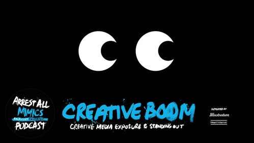 Ben Tallon meets with Katy Cowan; the founder of online Magazine Creative Boom