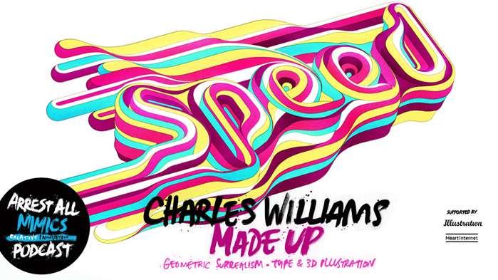 Podcast Arrest All Mimics: Charles Williams