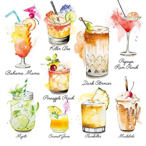 Cocktail Heaven