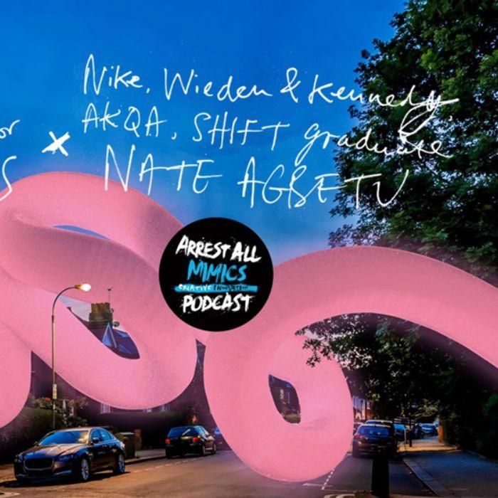 Arrest All Mimics Podcast: Nate Agbetu