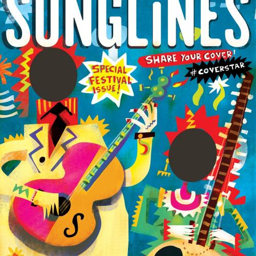 Songlines Cover Star!