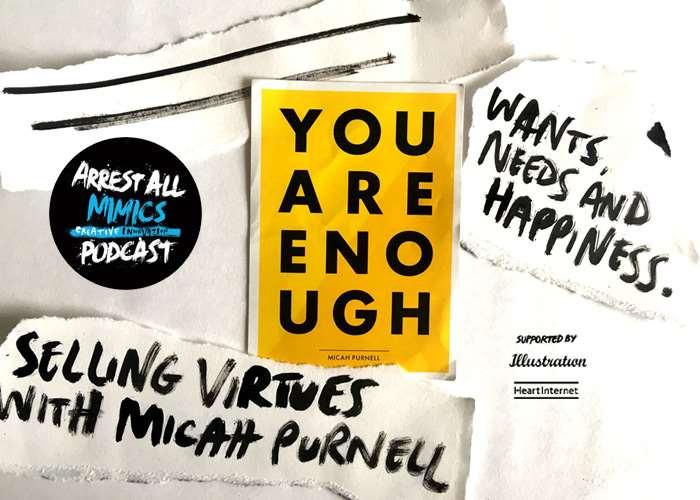 Podcast Arrest All Mimics: vendre des vertus