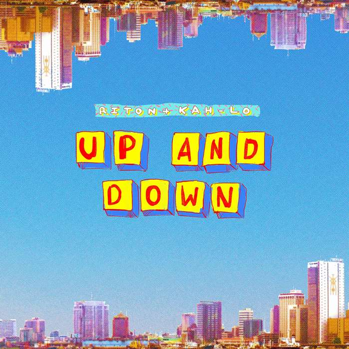 Up & Down Cityscape For Riton and Kah-Lo