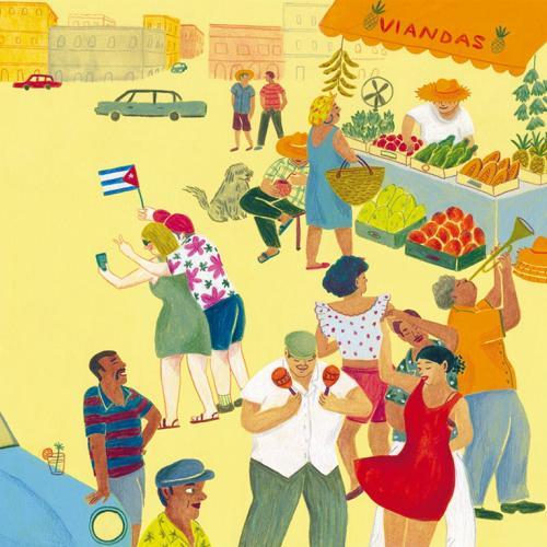 A mudança do rosto do turismo em Cuba