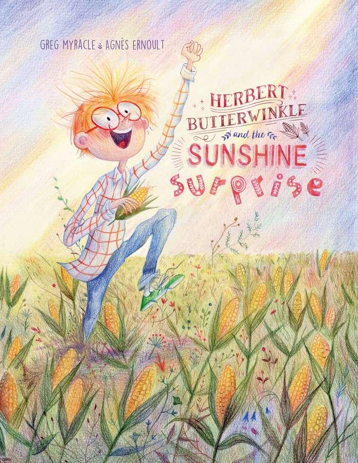 Herbert Butterwinkle and the Sunshine Surprise illustration