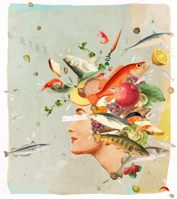 A Woman portrait with Dash Diet By Heather Landis's