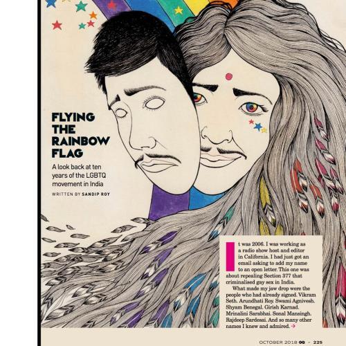 GQ India fête ses 10 ans