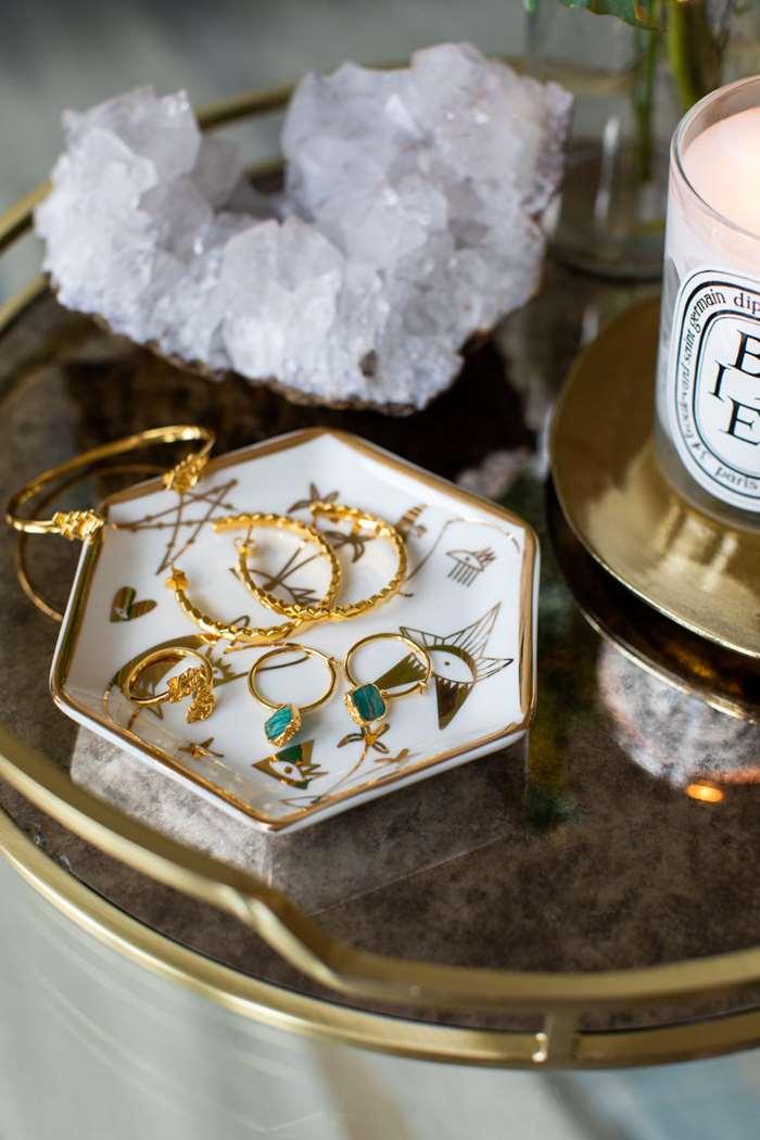 Gold jewellery brand Missoma