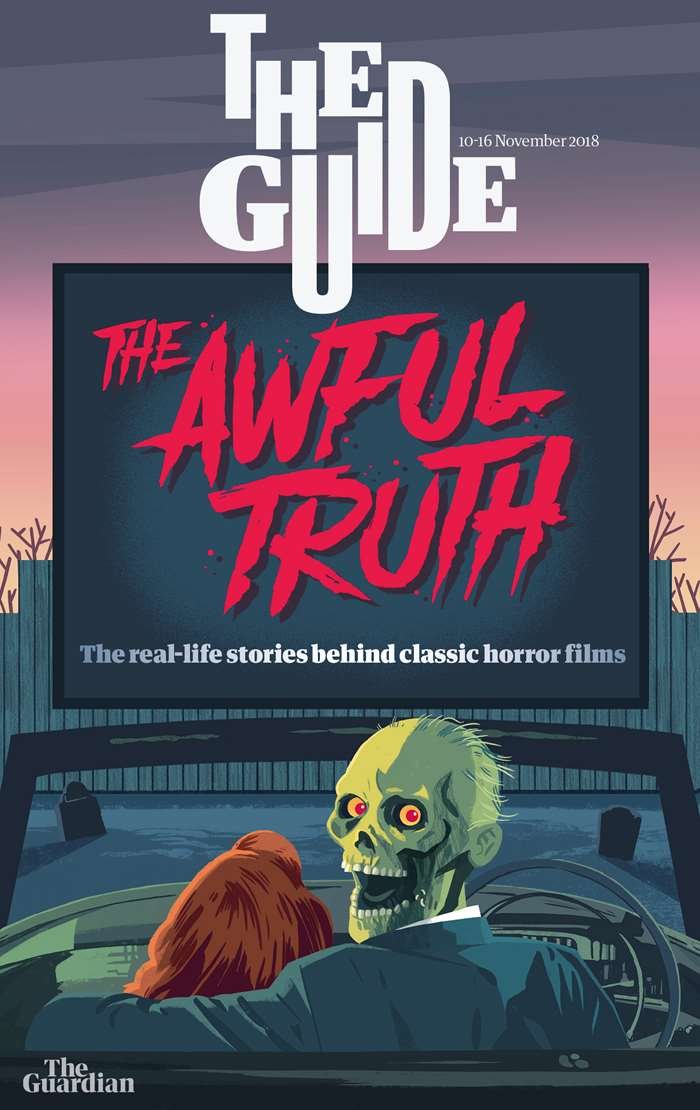 Cover artwork for The Awful Truth by Chris King