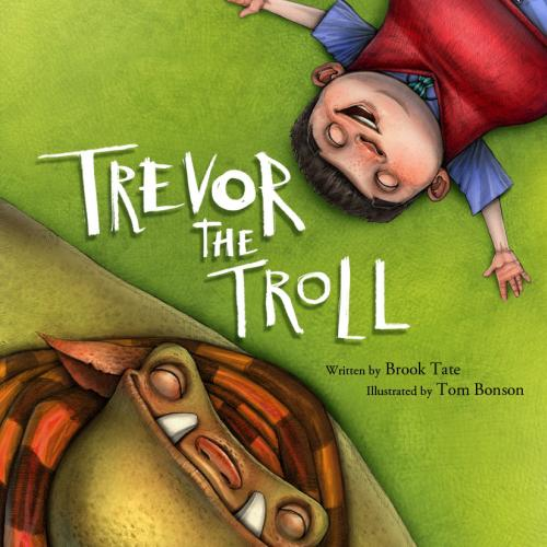 Trevor the Troll trailer