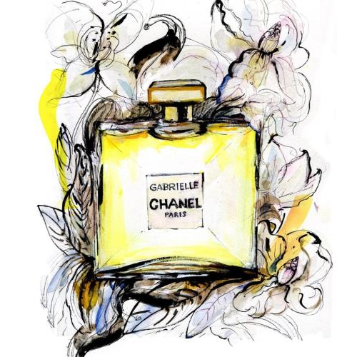 A Chanel Fragrance