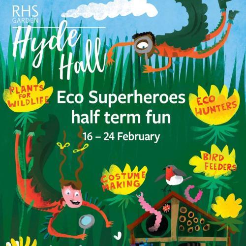 Super-heróis ecológicos