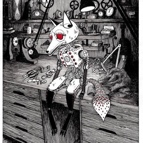 Vivian et le renard joyau
