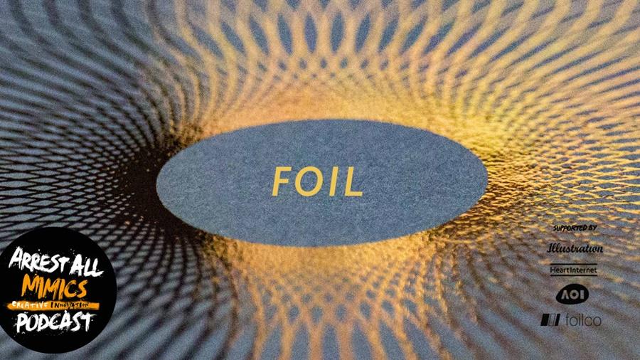 Foil artwork