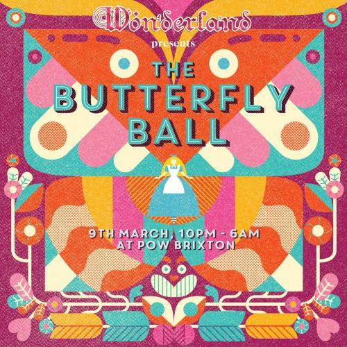 The Butterfly Ball