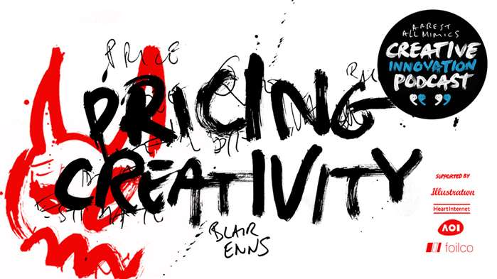 Podcast Arrest All Mimics: Tarification de la créativité