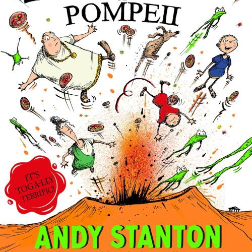 The Paninis of Pompeii is Out!