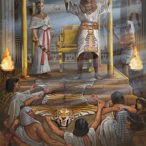Agitation égyptienne