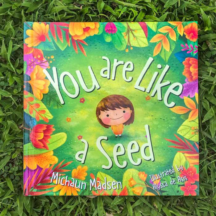 you are like a seed cover