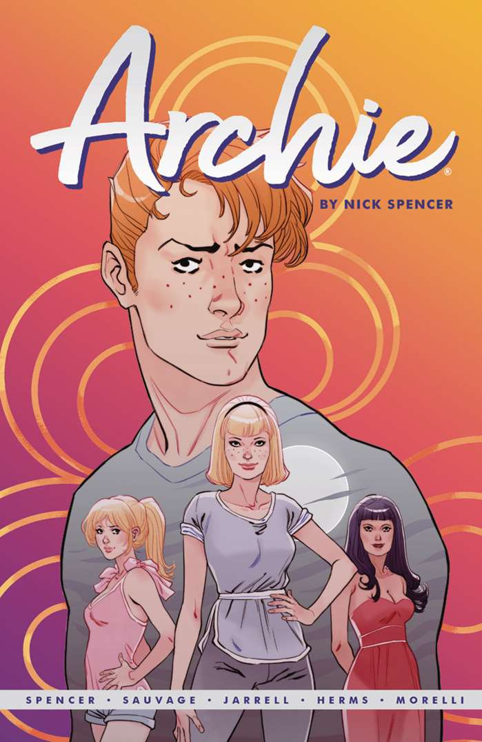 new archie comics series cover