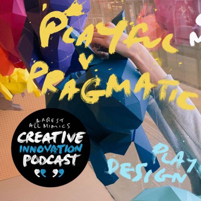 Prender todos os imita Podcast: Design de playground
