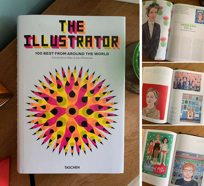 the illustrator - 100 best around the world