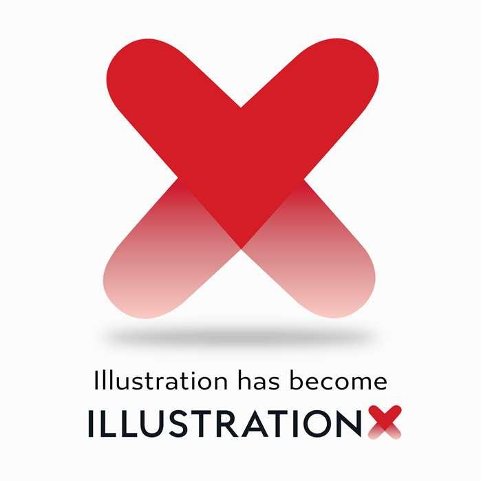illustration has changed to illustrationx