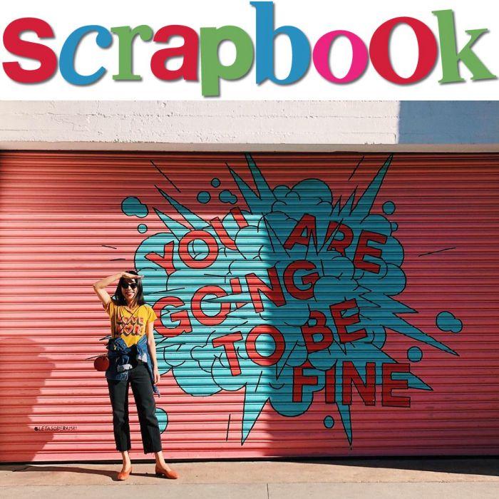 Decue Wu's SCRAPBOOK