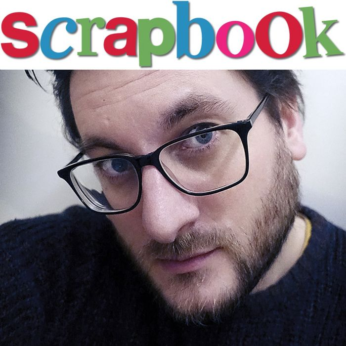 Liam Brazier's SCRAPBOOK