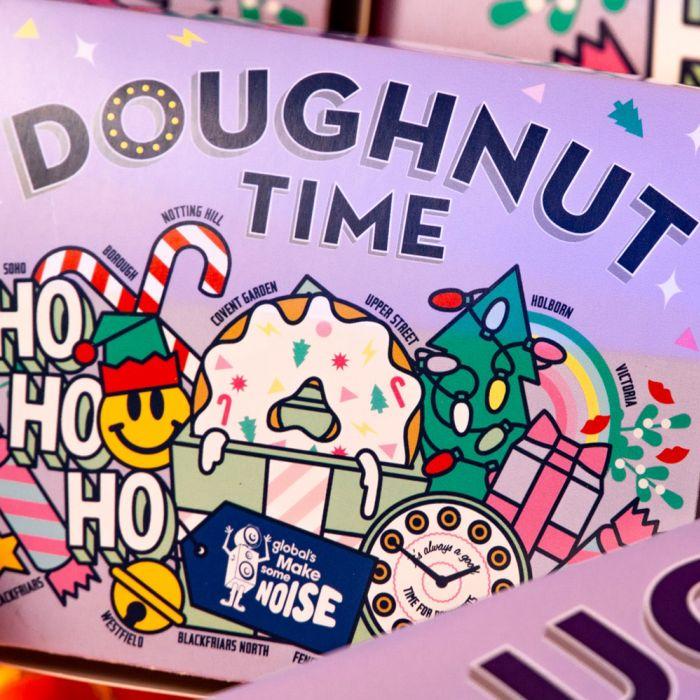A Festive Doughnut Destination