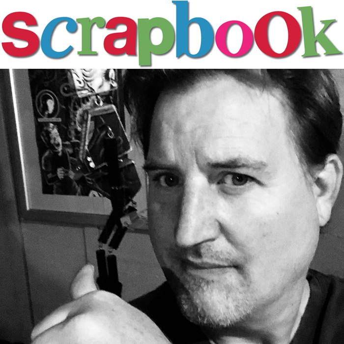 Matthew Laznicka scrapbook artist