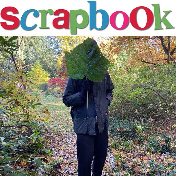 Henry McCausland scrapbook artist