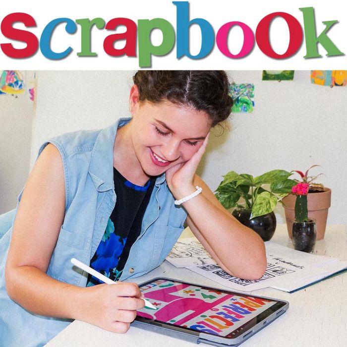 Kelli Laderer's SCRAPBOOK