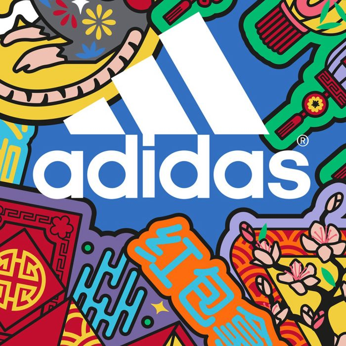 Adidas' Chinese New Year Patches