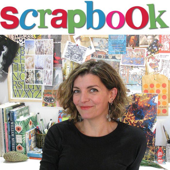 Sue Gent's SCRAPBOOK